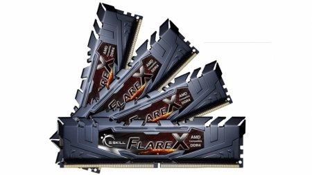 G.SKILL представила комплекты памяти DDR4 для процессоров Ryzen Threadripper