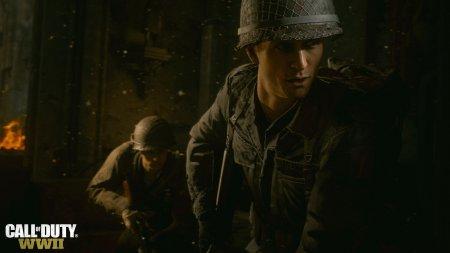 Авторы Call of Duty: WWII обещают выжать максимум из современных консолей