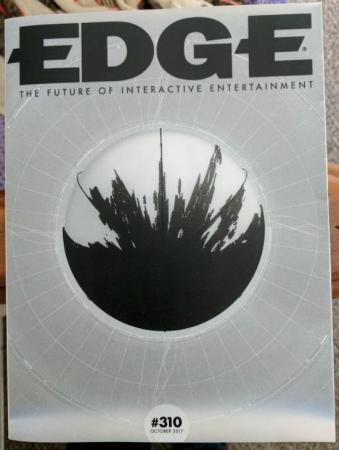 Destiny 2 украсил обложку свежего номера EDGE