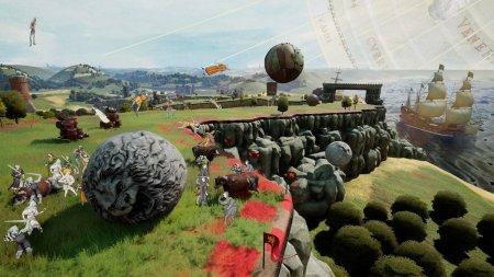 Симулятор огромного валуна Rock of Ages 2: Bigger and Boulder выйдет в конце августа