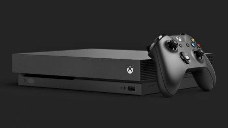 Xbox One X может получить издание первого дня Project Scorpio