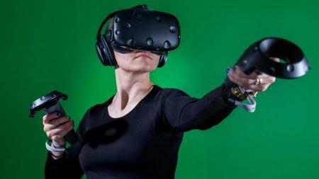 Шлем виртуальной реальности HTC Vive подешевел на 200 долларов