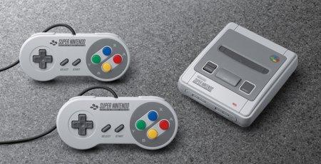 В Super Nintendo Classic Mini добавили перемотку игр