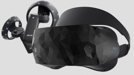 ASUS представила шлем дополненной реальности Windows Mixed Reality