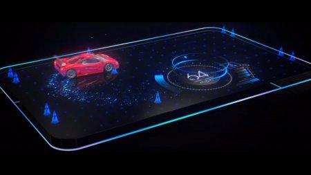 RED рассказала о голографическом дисплее смартфона Hydrogen One