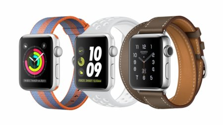 Apple выпустит Watch Series 3