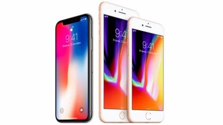 Apple анонсировала iPhone 8 и iPhone 8 Plus