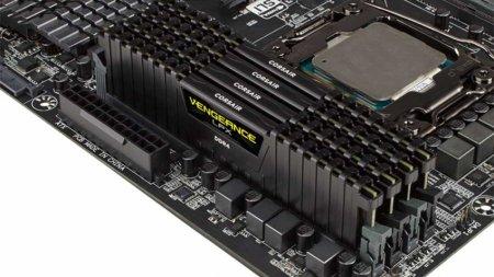 Corsair представила модули оперативной памяти Vengeance LPX DDR4-4600