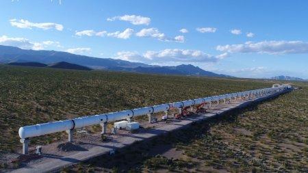 Hyperloop One назвала десять вероятных маршрутов для вакуумных поездов