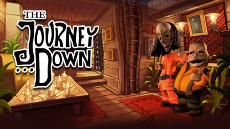 The Journey Down: Chapter Three GamePlay PC