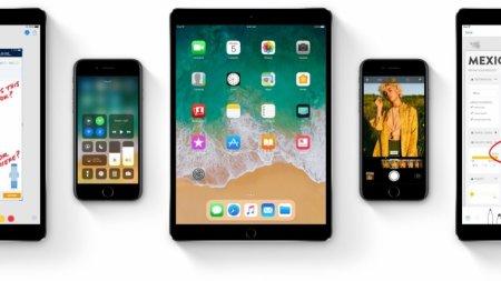 Apple выпустила iOS 11
