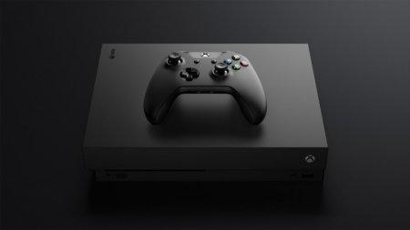 Microsoft открыла приём предзаказов на Xbox One X