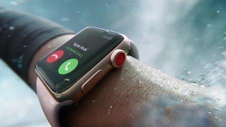 Apple подтвердила проблему с LTE у часов Watch Series 3