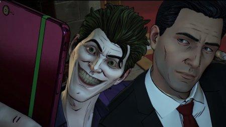 Вышел трейлер второго эпизода Batman: The Enemy Within