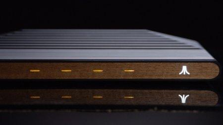 Новая консоль Atari будет работать на базе Linux