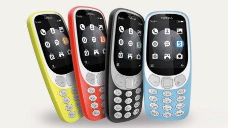 Nokia 3310 получил поддержку 3G