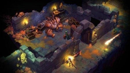 Battle Chasers NightWar GamePlay PC