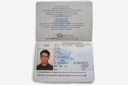 Журналист поиздевался над спамером с помощью паспорта Джейсона Борна