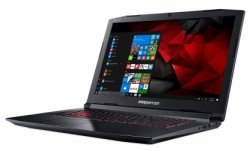 Acer выпустила игровые ноутбуки Predator Helios 300