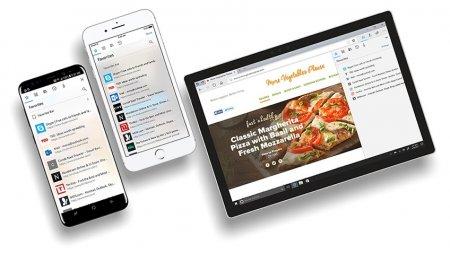 Браузер Microsoft Edge появится на iOS и Android