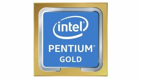Intel рассказала о процессорах Pentium Gold
