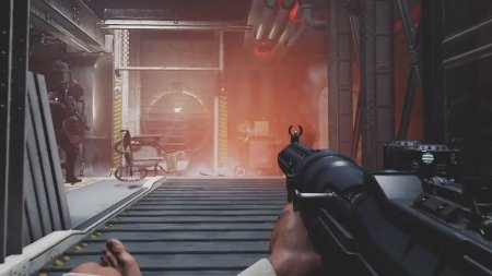 Wolfenstein 2 The New Colossus GamePlay PC