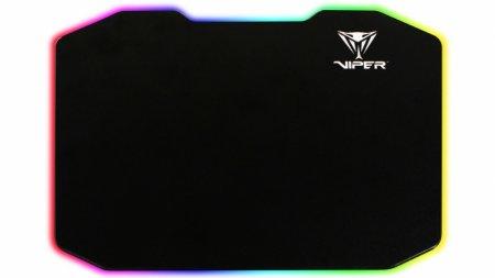 Коврик для мыши Patriot Viper LED получил светодиодную подсветку