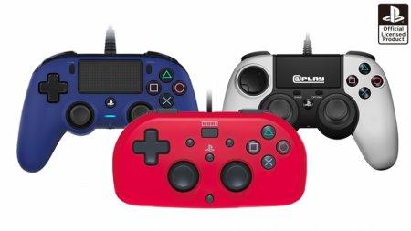 Новый геймпад PS4 очень похож на Joy-Con для Nintendo Switch