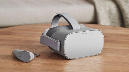 Oculus представила автономный шлем виртуальной реальности Oculus Go