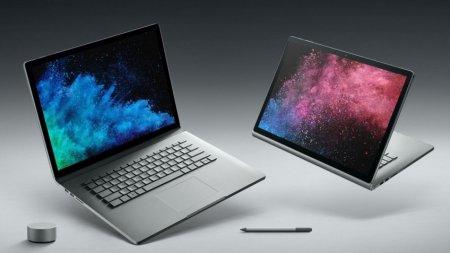 Ноутбук Surface Book 2 получил видеокарту GeForce GTX 1060