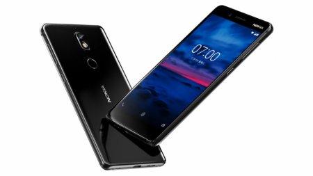 Смартфон Nokia 7 получил корпус из стекла и алюминия