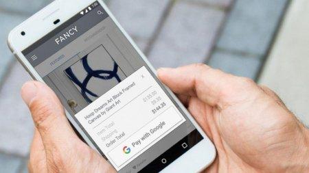Google запустила платёжный сервис Pay with Google