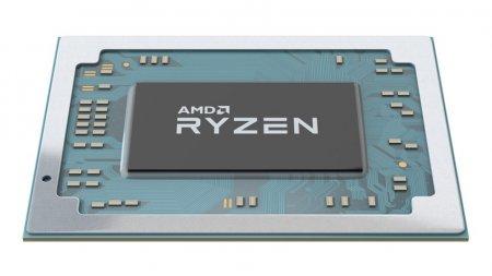 AMD представила мобильные APU Ryzen 7 2700U и Ryzen 5 2500U