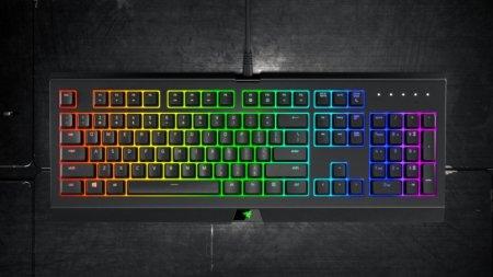 Razer выпустила игровую клавиатуру Cynosa Chroma с RGB-подсветкой