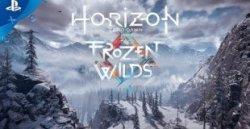 Окутанные снегом локации в новом трейлере дополнения The Frozen Wilds для Horizon Zero Dawn