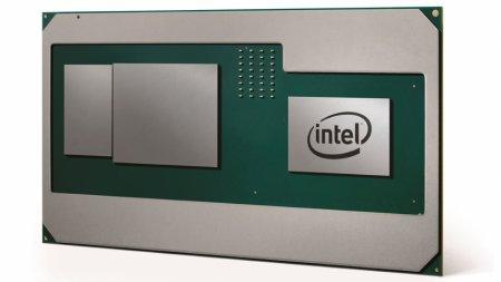 Intel рассказала о процессорах Core H с графическим чипом AMD и памятью HBM2