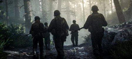 Call of Duty: WWII отвоевала первенство в британском чарте продаж