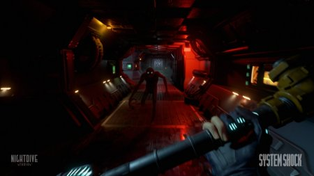 Ремейк System Shock получил трейлер игрового процесса