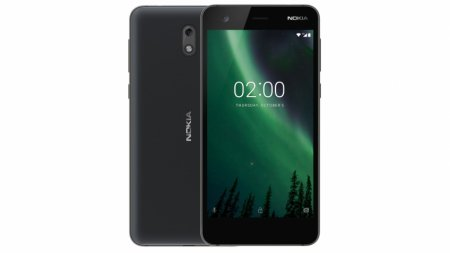 Доступный смартфон Nokia 2 вышел в России