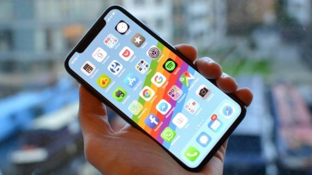 Дисплей iPhone X плохо работает на морозе