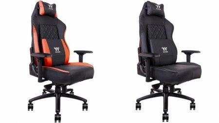 Thermaltake представила геймерское кресло с вентиляцией X Comfort Air