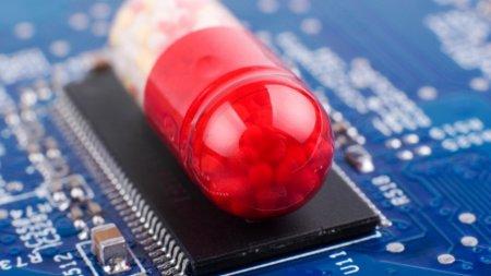 В США выпустили таблетку с микрочипом