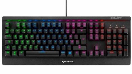 Клавиатура Sharkoon Skiller Mech SGK3 получила переключатели Kailh