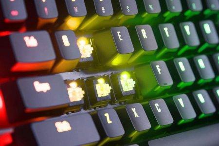 Клавиатура Gigabyte Aorus K9 Optical получила оптические переключатели