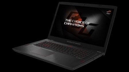 ASUS ROG Strix GL702ZC стал первым в мире ноутбуком с процессором Ryzen 7