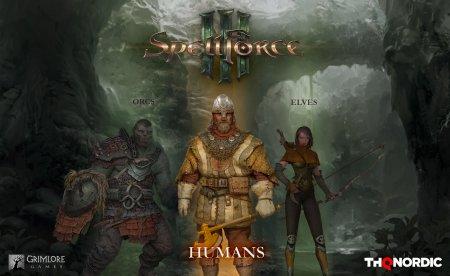Новый трейлер Spellforce 3 посвящен фракции людей
