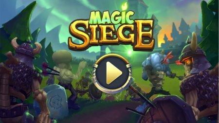 Magic Siege - Defender GamePlay PC