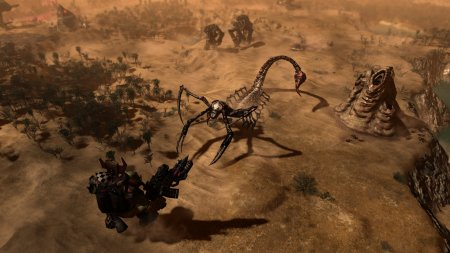 Аносирована пошаговая стратегия Warhammer 40,000: Gladius — Relics of War