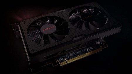AMD изменила спецификации Radeon RX 560