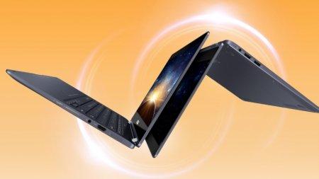 ASUS и HP представили первые ноутбуки с чипом Snapdragon 835 на Windows 10
